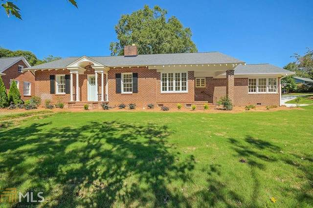 410 Milledge Cir, Athens, GA 30606 (MLS #8887730) :: The Realty Queen & Team