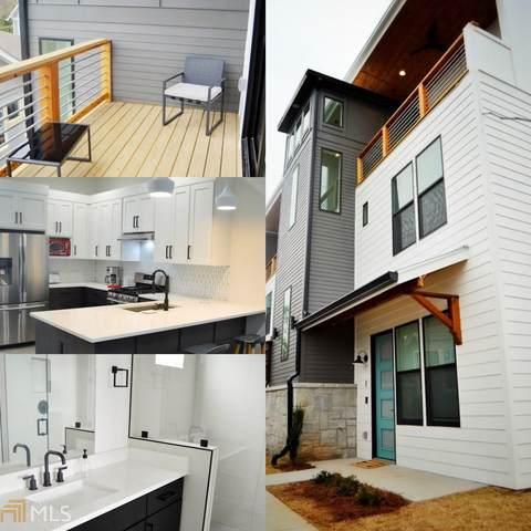 1840 Dekalb Ave #1, Decatur, GA 30307 (MLS #8887791) :: Athens Georgia Homes
