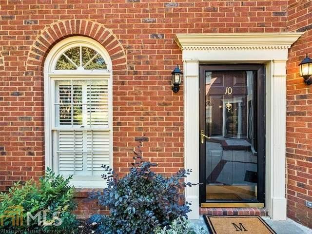 12 Honour Ave #10, Atlanta, GA 30305 (MLS #8888108) :: Athens Georgia Homes