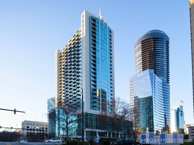 3324 Peachtree Rd #1303, Atlanta, GA 30326 (MLS #8888191) :: Rettro Group
