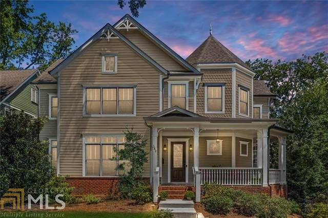 582 Saint Charles Ave, Atlanta, GA 30308 (MLS #8888291) :: Military Realty