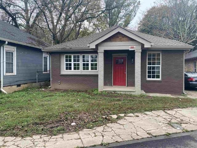 982 Mayson Turner, Atlanta, GA 30314 (MLS #8888336) :: Tim Stout and Associates