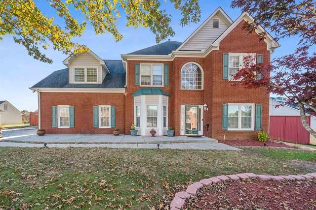1440 Windsong Park Dr, Dacula, GA 30019 (MLS #8888440) :: Bonds Realty Group Keller Williams Realty - Atlanta Partners