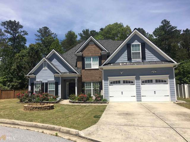 2000 Creek Pointe Way #41, Villa Rica, GA 30180 (MLS #8888569) :: Tim Stout and Associates