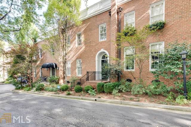 3131 Slaton Dr #27, Atlanta, GA 30305 (MLS #8888620) :: Athens Georgia Homes