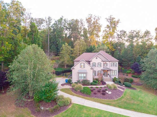 1605 Hamiota Ridge Ridge, Milton, GA 30004 (MLS #8888628) :: Keller Williams Realty Atlanta Partners