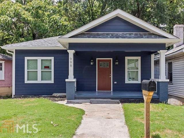 998 Mayson Turner Rd, Atlanta, GA 30314 (MLS #8888749) :: RE/MAX Eagle Creek Realty
