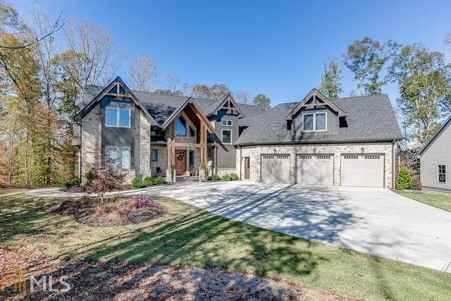 961 Mountain Crest Way, Hoschton, GA 30548 (MLS #8888803) :: Keller Williams Realty Atlanta Classic