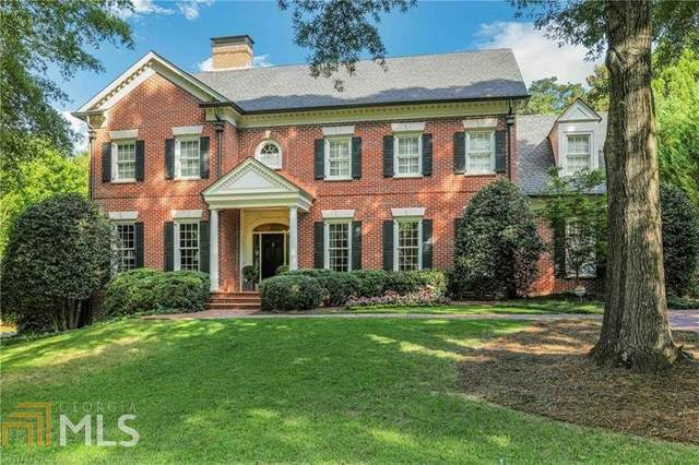40 Chatsworth Pl, Atlanta, GA 30327 (MLS #8888860) :: Bonds Realty Group Keller Williams Realty - Atlanta Partners