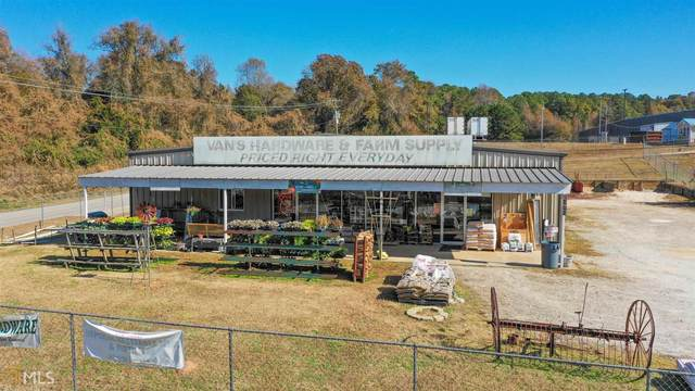 61 Industrial Dr, Hogansville, GA 30230 (MLS #8888936) :: Athens Georgia Homes