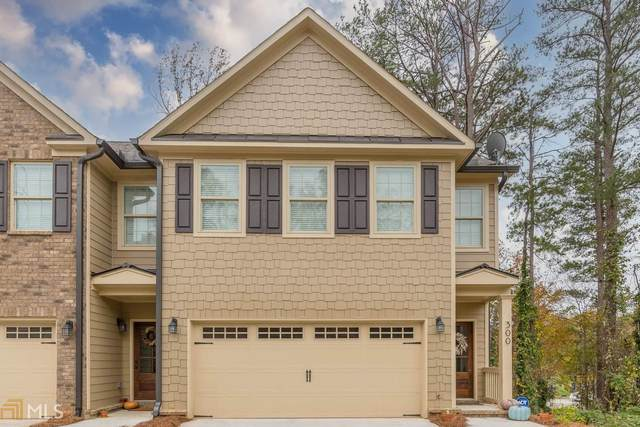 300 Jackson Pl Unit 13, Lilburn, GA 30047 (MLS #8888967) :: Athens Georgia Homes