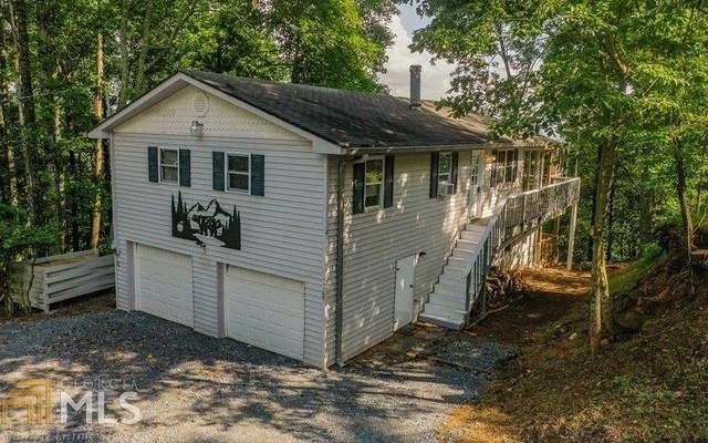 862 Walnut Ridge, Ellijay, GA 30536 (MLS #8889108) :: Tim Stout and Associates