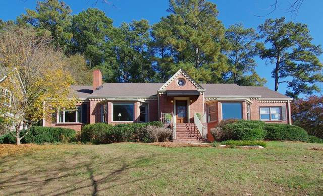 1617 Lenox Rd, Atlanta, GA 30306 (MLS #8889170) :: The Heyl Group at Keller Williams