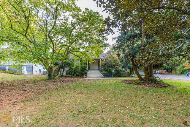 1377 Scott Blvd, Decatur, GA 30030 (MLS #8889195) :: Savannah Real Estate Experts