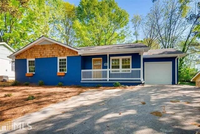 1996 Virginia Ave, Atlanta, GA 30337 (MLS #8889203) :: Bonds Realty Group Keller Williams Realty - Atlanta Partners