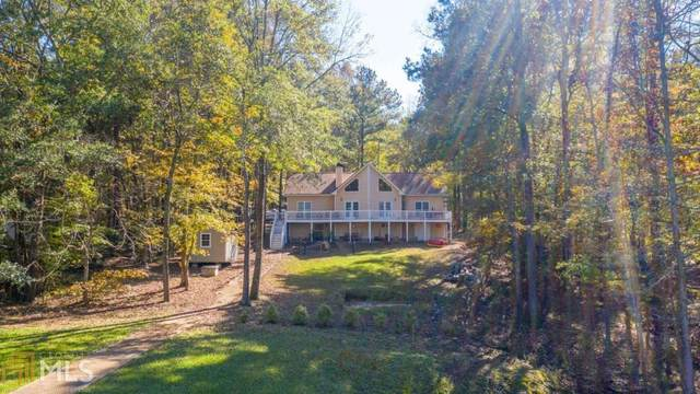 381 E River Bend Dr, Eatonton, GA 31024 (MLS #8889283) :: Rettro Group