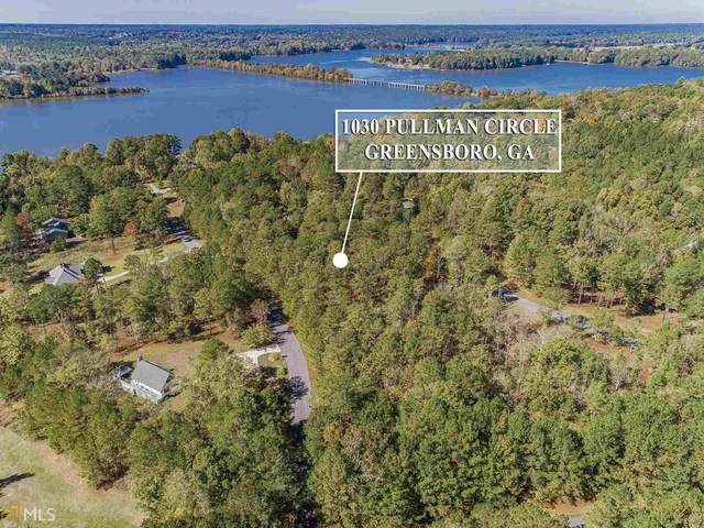 1030 Pullman Cir, Greensboro, GA 30642 (MLS #8889300) :: Military Realty