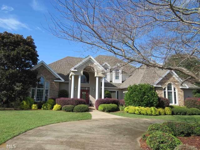 627 Rising Star Rd 14.6 Acres, Brooks, GA 30205 (MLS #8889577) :: Anderson & Associates
