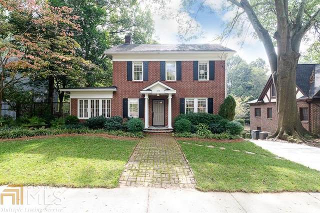 629 Sherwood Rd, Atlanta, GA 30324 (MLS #8889587) :: The Heyl Group at Keller Williams