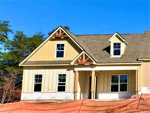 128 Arrowhead, Waleska, GA 30183 (MLS #8889644) :: Keller Williams Realty Atlanta Classic