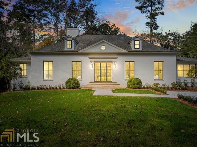 447 Valley Rd, Atlanta, GA 30305 (MLS #8889702) :: Keller Williams Realty Atlanta Classic