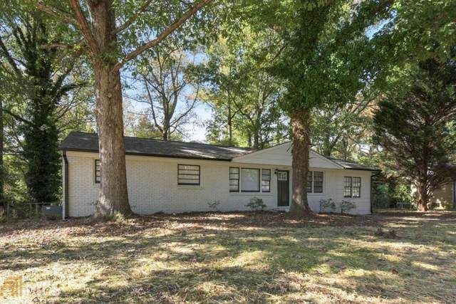 10543 Thrasher Rd, Jonesboro, GA 30238 (MLS #8889744) :: The Heyl Group at Keller Williams