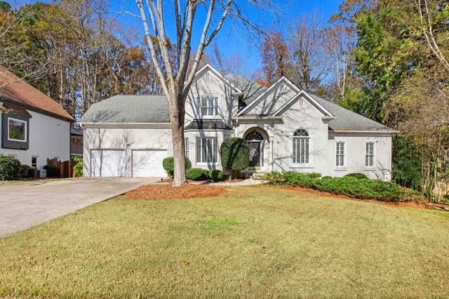 367 Bridgebrook Ln, Smyrna, GA 30082 (MLS #8889917) :: Keller Williams Realty Atlanta Partners