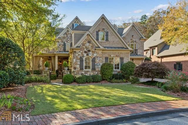 1780 High Trl, Atlanta, GA 30339 (MLS #8889943) :: Keller Williams Realty Atlanta Partners