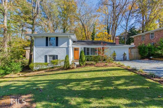 1835 Winchester Trl, Brookhaven, GA 30341 (MLS #8889958) :: Crown Realty Group