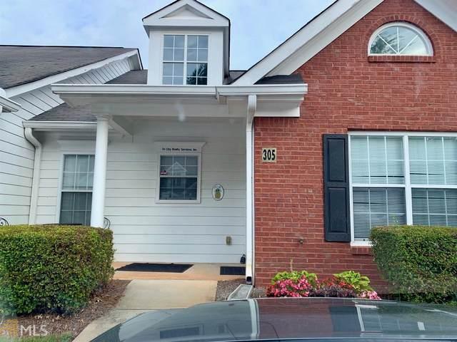 101 Devant St Ste 305, Fayetteville, GA 30214 (MLS #8890110) :: Athens Georgia Homes