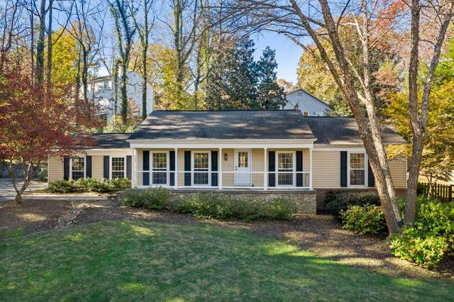 230 Lamplighter Ct, Marietta, GA 30067 (MLS #8890288) :: Bonds Realty Group Keller Williams Realty - Atlanta Partners