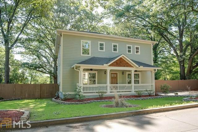 3296 Elm St, College Park, GA 30337 (MLS #8890292) :: Rettro Group