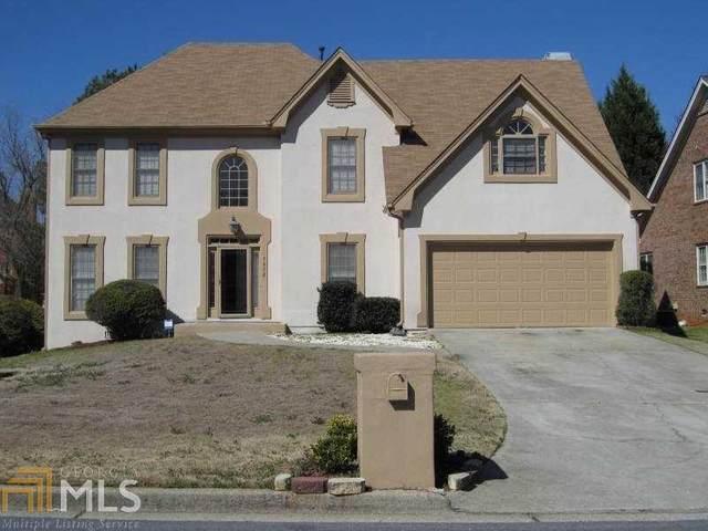 5652 Mountain View Pass, Stone Mountain, GA 30087 (MLS #8890354) :: Tim Stout and Associates