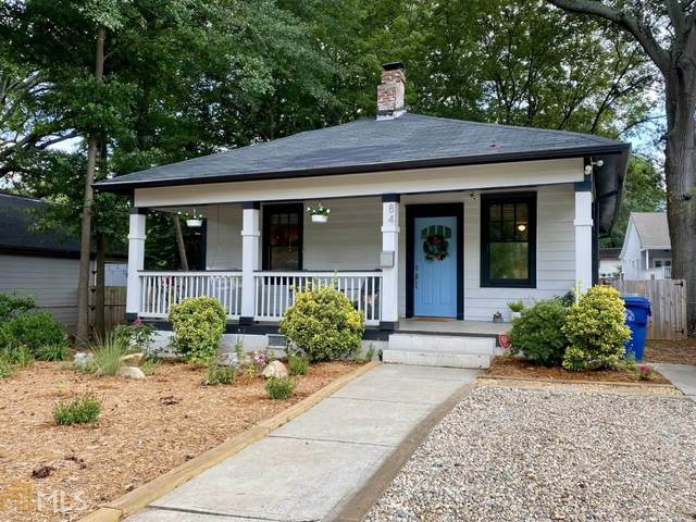 84 Vannoy St, Atlanta, GA 30317 (MLS #8890391) :: Athens Georgia Homes