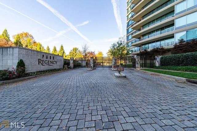 700 Park Regency Pl #503, Atlanta, GA 30326 (MLS #8890492) :: AF Realty Group
