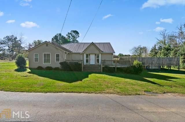 505 S Newcomb St, Rockmart, GA 30153 (MLS #8890617) :: Scott Fine Homes at Keller Williams First Atlanta