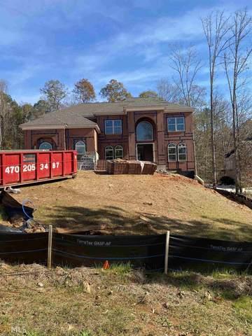 3324 SW Westborough #37, Conyers, GA 30094 (MLS #8890651) :: Athens Georgia Homes