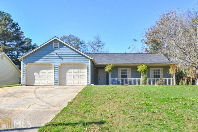 5815 Mistyview Dr, Rex, GA 30273 (MLS #8890652) :: The Heyl Group at Keller Williams