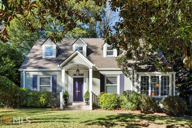311 Lamont Dr, Decatur, GA 30030 (MLS #8890730) :: Regent Realty Company