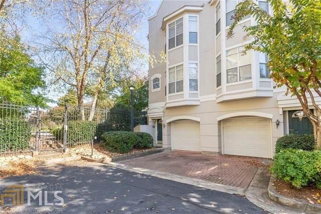 375 Highland Ave #401, Atlanta, GA 30312 (MLS #8890800) :: Athens Georgia Homes