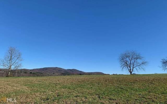 0 Owen Glen Lot 123, Blairsville, GA 30512 (MLS #8890965) :: RE/MAX Eagle Creek Realty