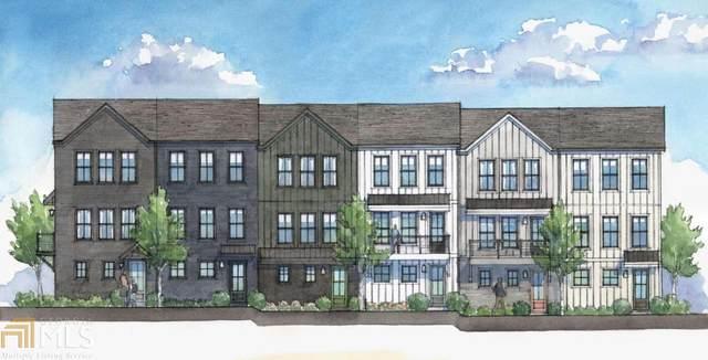 165 W Wieuca Rd #10, Atlanta, GA 30342 (MLS #8891007) :: Amy & Company | Southside Realtors
