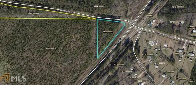 0 Whitfield/Hogansville Rd Tract 1, Lagrange, GA 30241 (MLS #8891032) :: The Durham Team