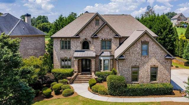 3972 Meadowland Dr, Jefferson, GA 30549 (MLS #8891247) :: The Heyl Group at Keller Williams
