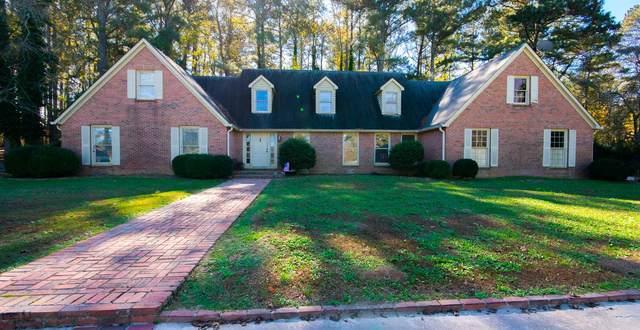 166 Kirkley Rd, Tyrone, GA 30290 (MLS #8891298) :: Keller Williams Realty Atlanta Partners