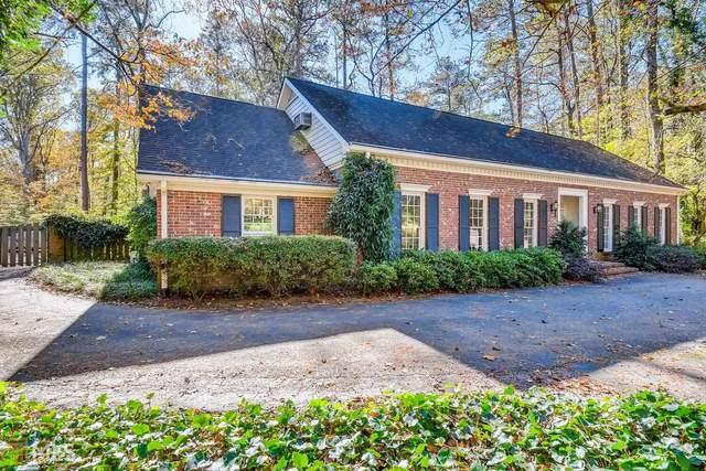 1360 Barron, Atlanta, GA 30327 (MLS #8891303) :: Bonds Realty Group Keller Williams Realty - Atlanta Partners