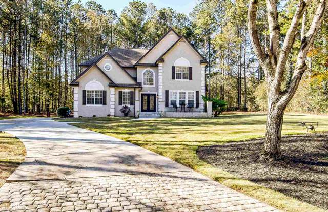 29 Gaston Sq, Sharpsburg, GA 30277 (MLS #8891307) :: Keller Williams Realty Atlanta Partners