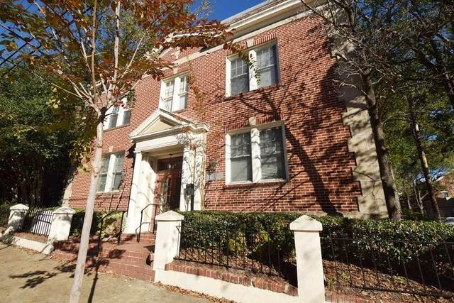 733 Frederica St #6, Atlanta, GA 30306 (MLS #8891329) :: Military Realty