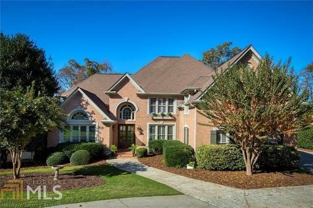 1105 Creek Ridge Pt, Alpharetta, GA 30005 (MLS #8891434) :: Tim Stout and Associates