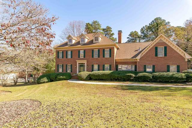 1949 Kanawha Dr, Stone Mountain, GA 30087 (MLS #8891487) :: Team Reign
